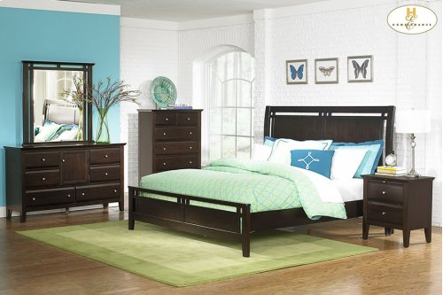 Homelegance 1733 Veranol Bedroom set Houston Texas USA Aztec Furniture