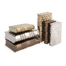 Nikki Chu Coralin Ceramic Books - Set of 6