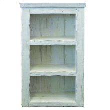 Whitewash Americana Hutch