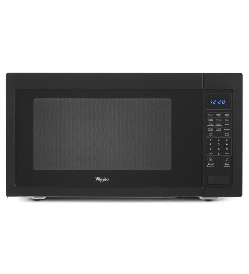 ... CIty, IA - 2.2 Cu. Ft. Countertop Microwave With Greater Capacity