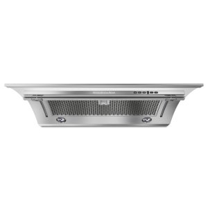 "KitchenAid30"" Slide-Out Hood - Stainless Steel"