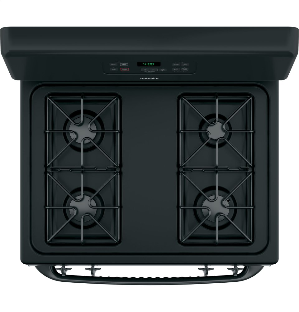 "30"" Free-Standing Standard Clean Gas Range Photo #3"