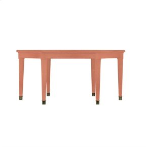 Resort Soledad Promenade Leg Table In Melon