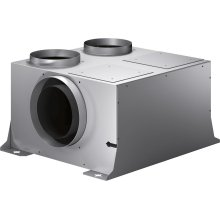 Remote fan unit 400 series AR 400 131 Metal housing Max. air output 950 m /h Inside installation