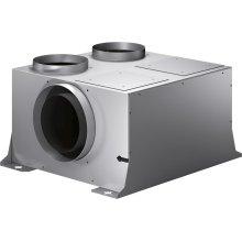 Remote fan unit 400 series AR 400 131 Metal housing Max. air output 950 m /h Inside installation