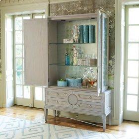 Collector's Cabinet-Top-Grey