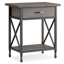 Chisel&Forge Night Stand w/Drawer #23022