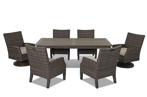 Cascade 84 DINING TABLE