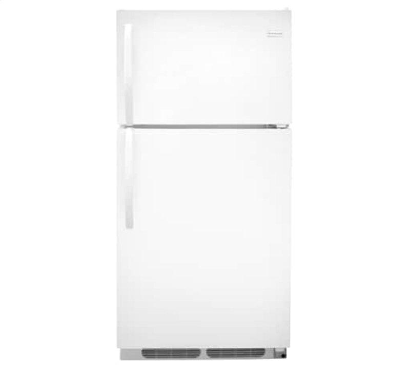 Frigidaire 15 Cu Ft Top Freezer Refrigerator