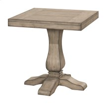 Arabella Square End Table