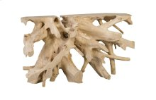 Bleached Teak Console MD
