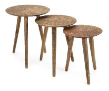 Inigo Round Tables - Set of 3