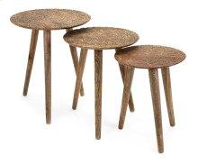 Inigo Round Tables - Set of 3