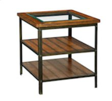 Archive End Table