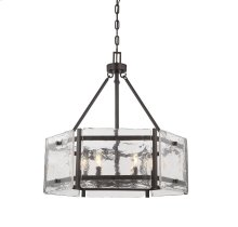 Glenwood 6 Light Pendant