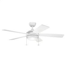 "Starkk Collection 52"" Starkk Ceiling Fan MWH"