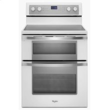 6.7 Total cu. ft. Double Oven Electric Range with True Convection Cooking