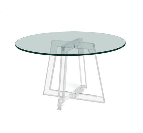Stella Arcylic Dining Table