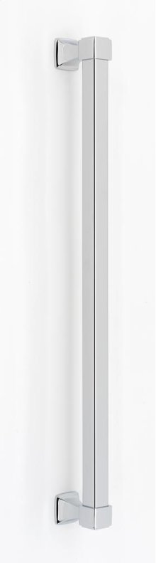 Cube Appliance Pull D985-18 - Polished Chrome
