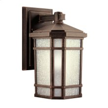 Cameron Collection Cameron 1 Light Outdoor Wall Light in Prairie Rock