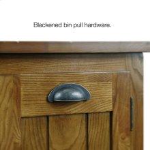 Bin Pull Cabinet End #10031