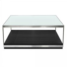 Armen Living Manchester Contemporary Coffee Table