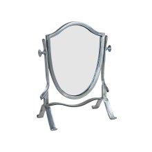 Stock Metal Metal Retro Vanity Mirror