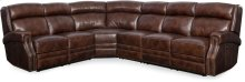 Carlisle 4 PC Power Sectional