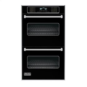 "Black 30"" Double Electric Touch Control Premiere Oven - VEDO (30"" Wide Double Electric Touch Control Premiere Oven)"