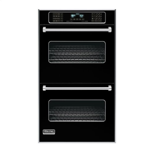 """Black 30"""" Double Electric Touch Control Premiere Oven - VEDO (30"""" Wide Double Electric Touch Control Premiere Oven)"""