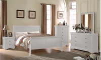 "Orleans Dresser, White 57""x15""x33"" Product Image"