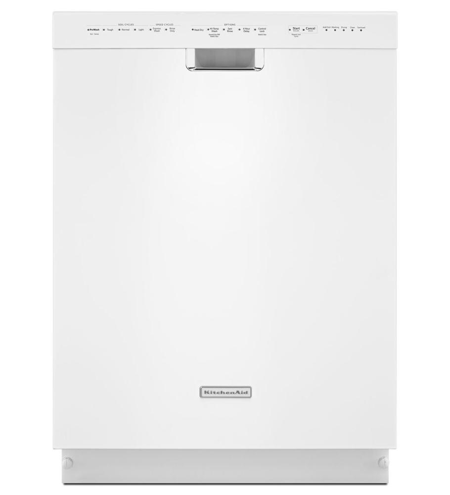 the with kitchen tub hidden dishwasher food controls stainless from processr top dishwashers kitchenaid aid