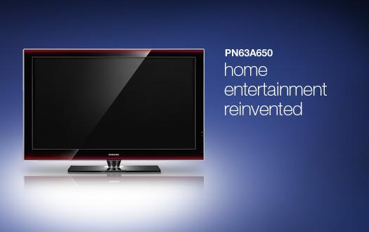 Samsung PN63A650T1F Plasma TV Drivers Windows 7