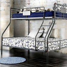 Olga I Twin/full Bunk Bed