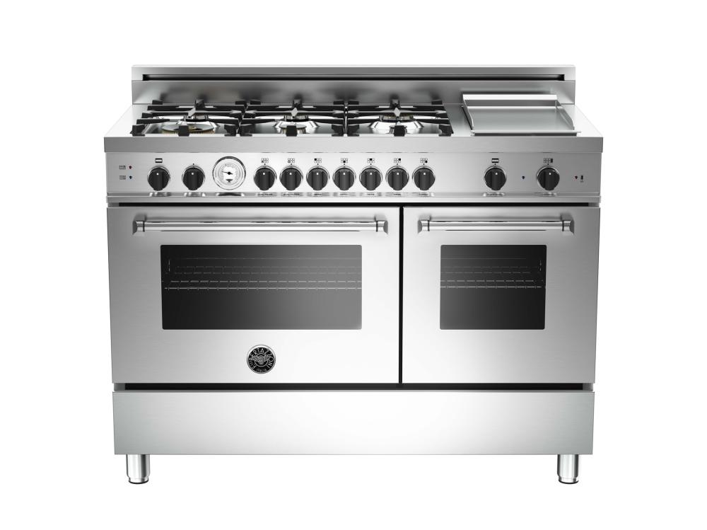 Bertazzoni Model Mas486ggasxt Caplan S Appliances
