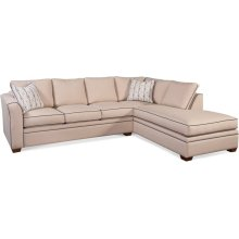 Bridgeport Bumper Sectional
