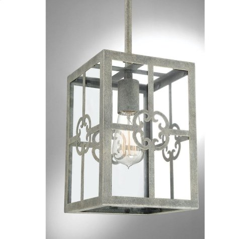 Dalton 1 Light Mini Pendant