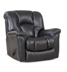 116-91-13  Rocker Recliner, Black