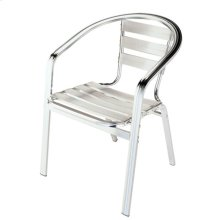 Aluminum Chair With Double Tube 25 X 1.2 Mm Each