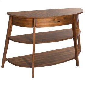 Demi-Lune Sofa Table