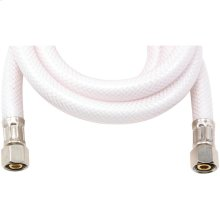 """Polyvinyl Ice Maker Connector (5ft, 3/8"""" Connector)"""