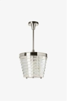Signal Ceiling Mounted Small Pendant with Acrylic Shade STYLE: SILT03