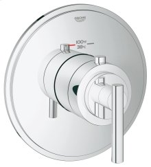 Atrio Custom Shower Thermostatic Trim with Control Module