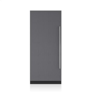 "Subzero36"" Designer Column Refrigerator - Panel Ready"