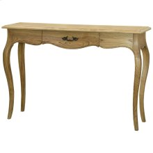Petite Drawer Console