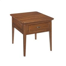 Cherry Park End Table