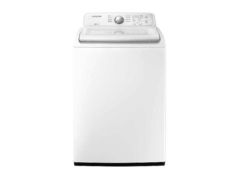 Samsung4.5 Cu. Ft. Top Load Washer With Self Clean In White