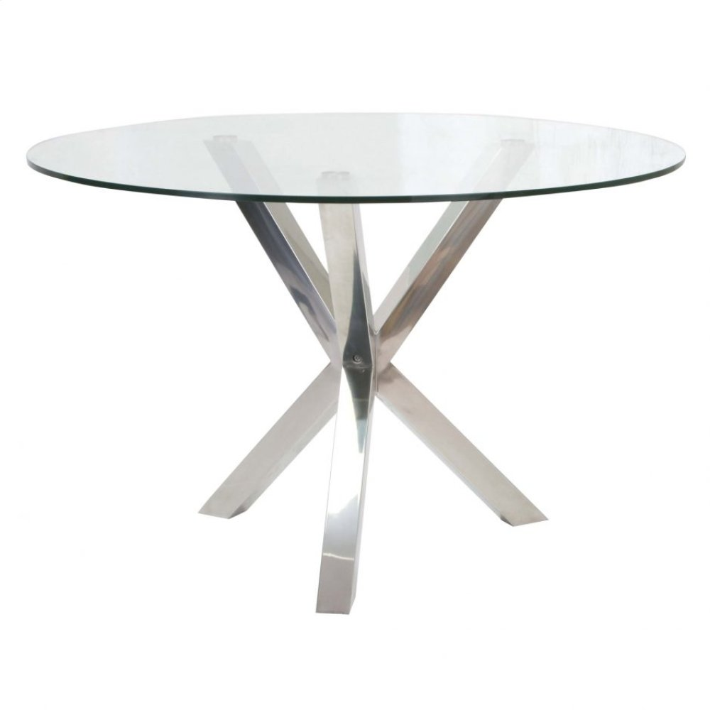 Redondo Dining Table Glass