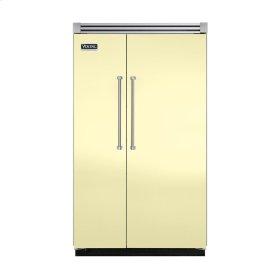"Lemonade 48"" Quiet Cool™ Side-by-Side Refrigerator/Freezer - VISB Tru-Flush™ (48"" wide)"