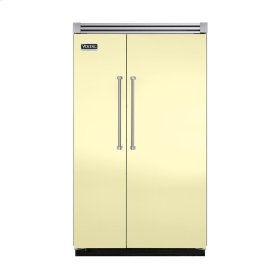 "Lemonade 48"" Quiet Cool™ Side-by-Side Refrigerator/Freezer - VISB Tru-Flush™ (48"" wide)"